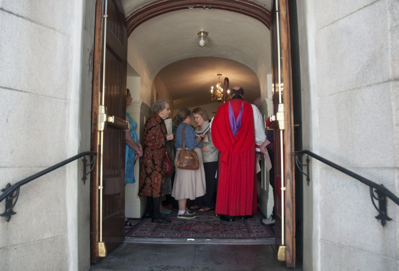 Blessing of the Doors 3