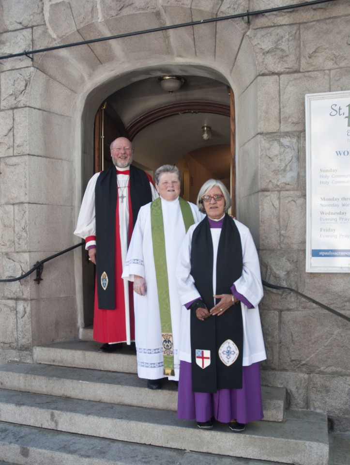 Bishop & Clergy