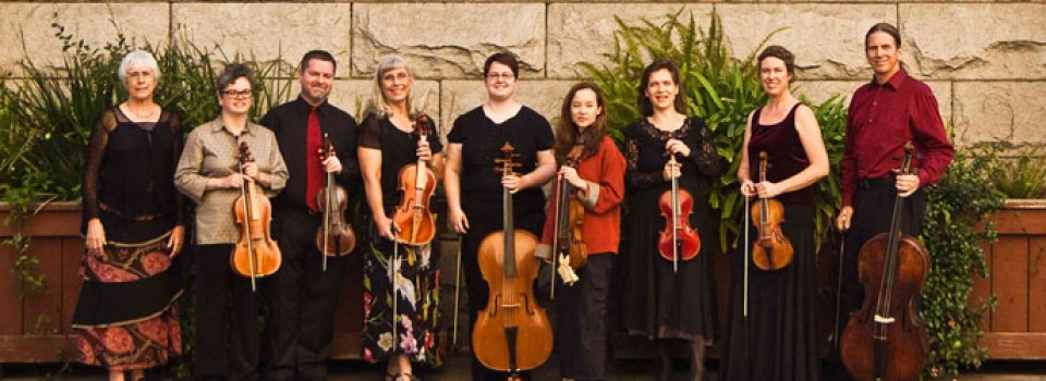 Photo of Sacramento Baroque Soloists'